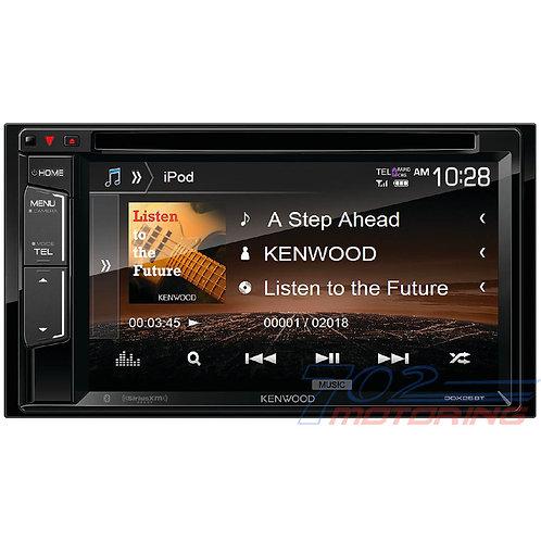 KENWOOD DDX25BT  6.2 INCH DVD RECEIVER WITH BLUETOOTH