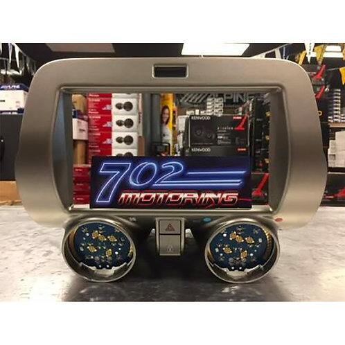 CAMARO 1 OR 2 DIN CAR STEREO RADIO DASH INSTALLATION KIT W/ WIRING RPK5-GM4101