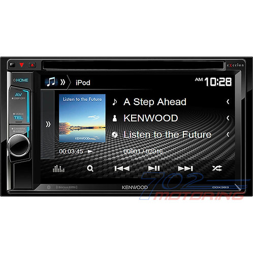 DDX393 Monitor Receiver with Bluetooth