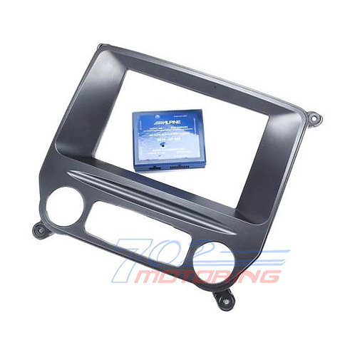ALPINE KTX-GM8K2 RESTYLE DASH AND WIRING KIT / 2014-UP GM TRUCKS