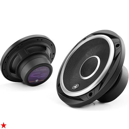 "JL AUDIO C2-650x 6.5"" COAXIAL CAR SPEAKERS SILK SOFT DOME TWEETERS C2650X 120 W"