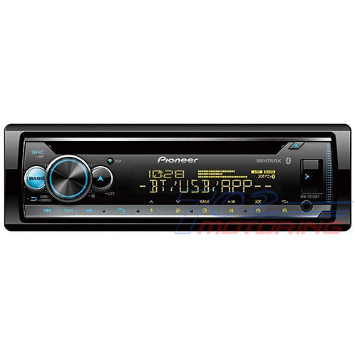 PIONEER DEH-S5120BT CD RECEIVER WITH BLUETOOTH