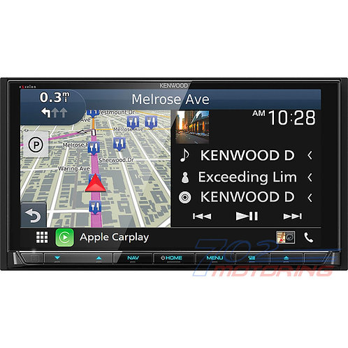KENWOOD EXCELON DNX995S NAVIGATION RECEIVER