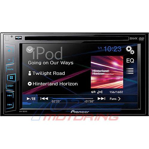 PIONEER AVH-180DVD DVD RECEIVER