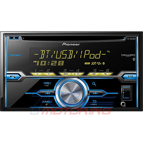 PIONEER FH-X820BS CD RECEIVER
