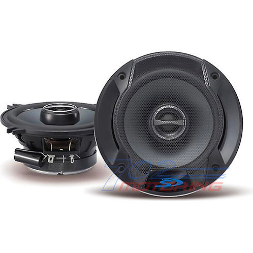 "ALPINE SPS-510 TYPE-S SERIES 2-WAY COAXIAL 5-1/4"" CAR SPEAKERS 170 WATTS 5.25"""