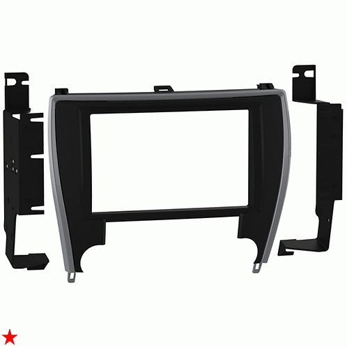 "DASH KIT FOR TOYOTA CAMRY FOR USE WITH 8"" DIGITAL MULTIMEDIA RECEIVER 15 - 2017"