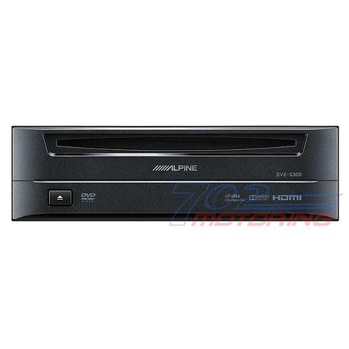 ALPINE DVE-5300 DVD PLAYER