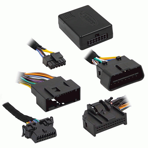 AXXESS AX-FD-SSO PLUG & PLAY SELECT FORD STOP / START OVERRIDE INTERFACE 2015-UP