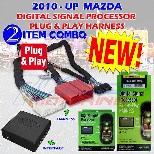 2010 - UP SELECT MAZDA AX-DSP-MAZ1 AX-DSP DIGITAL SIGNAL PROCESSOR CHIME CONTROL