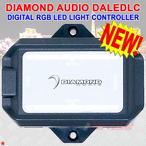 DIAMOND AUDIO DIGITAL LED APP REMOTE CONTROLLER 8 OUTPUTS W/ REMOTE TRIGGER NEW!