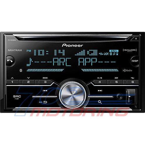 PIONEER FH-X830BHS CD RECEIVER
