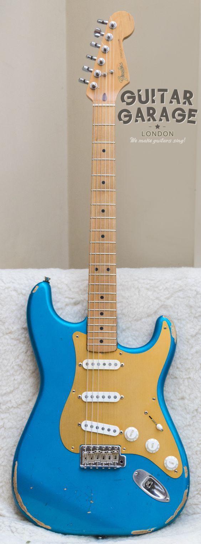 "1990 Fender ""Biffy"" Stratocaster"