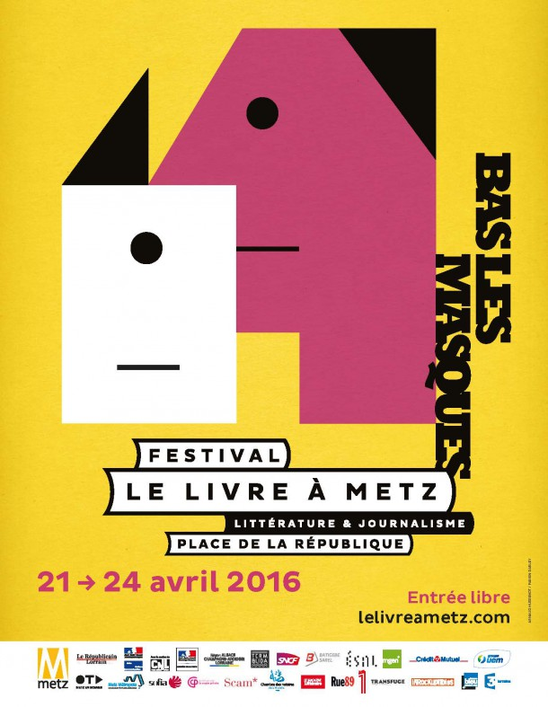 Salon du livre de Metz