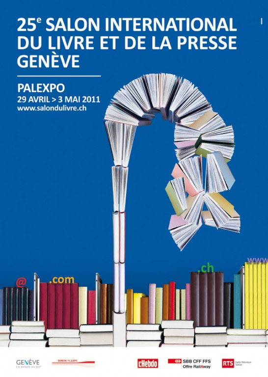 Salon International du livre de Genè