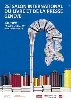 Salon International du livre de Genè