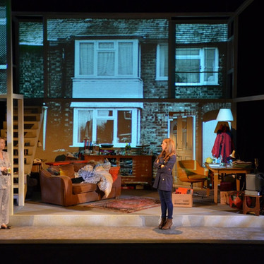 Awkward Squat - Arts Theatre  West End