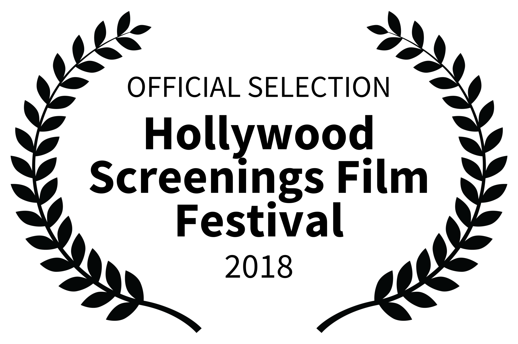 OFFICIAL SELECTION - Hollywood Screening