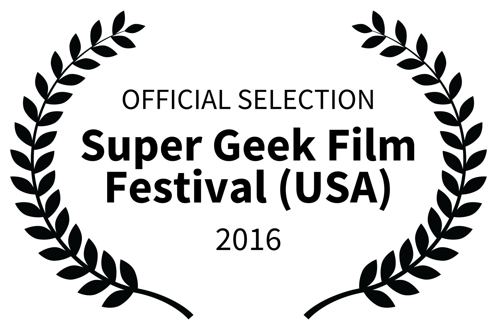 OFFICIAL SELECTION - Super Geek Film Fes