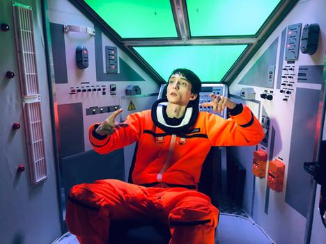 """ПРОЕКТ """"SGR A"""": SPACE FILM ПОКОРЯЕТ ДАЛЬНИЙ КОСМОС"""