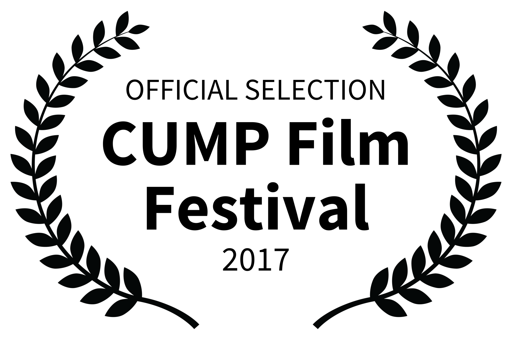OFFICIAL SELECTION - CUMP Film Festival