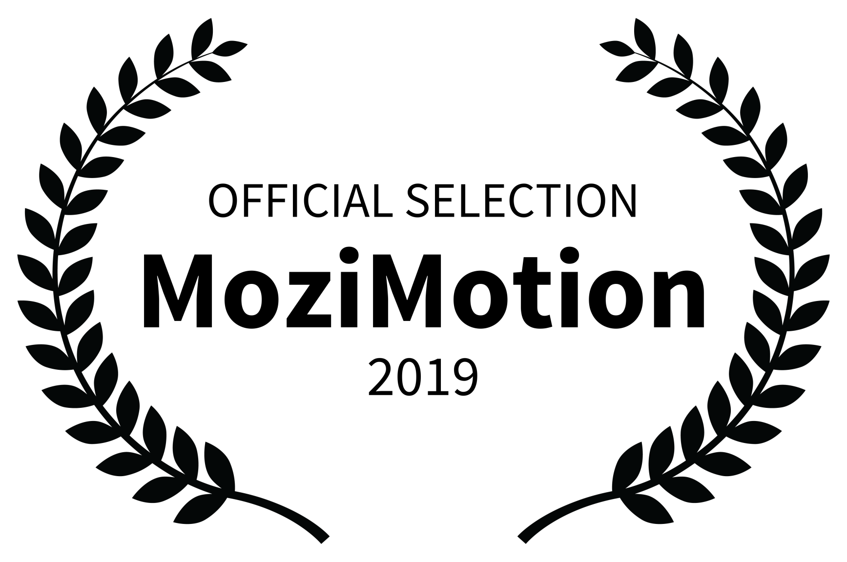 OFFICIAL SELECTION - MoziMotion - 2019