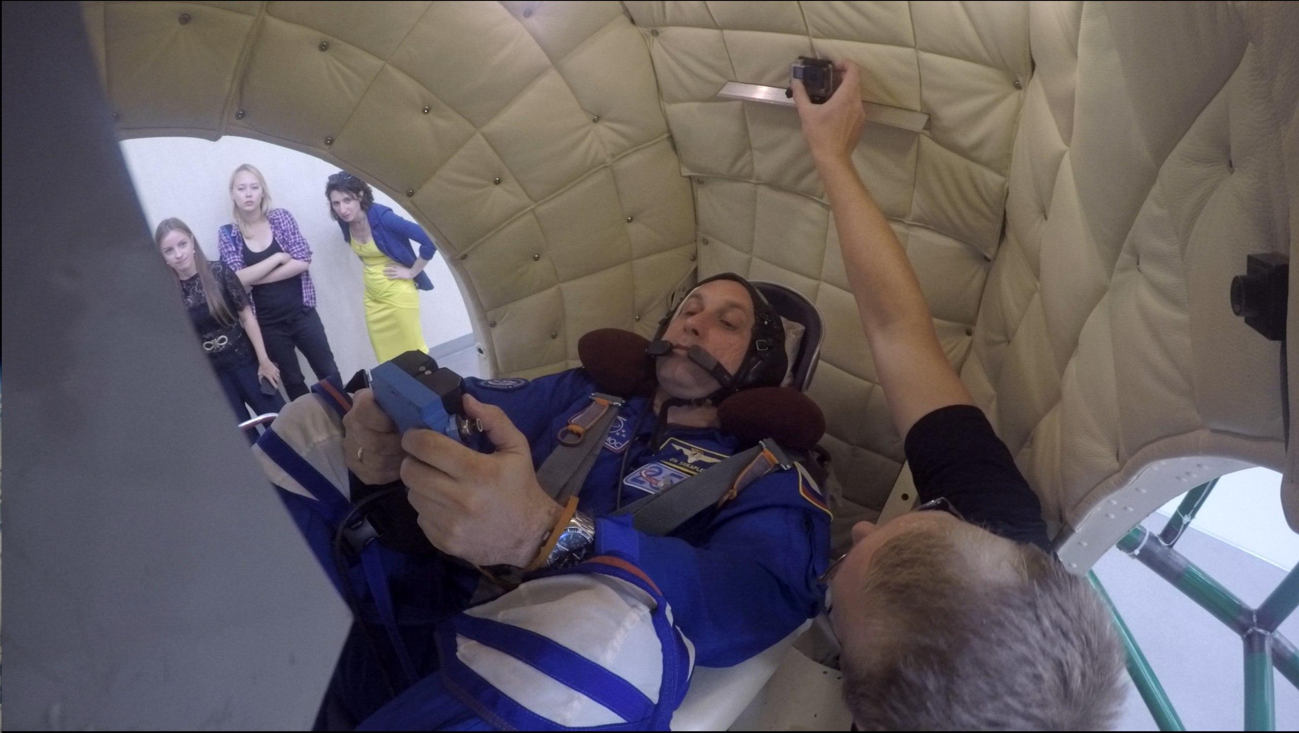 Предполетные экзамены космонавтов
