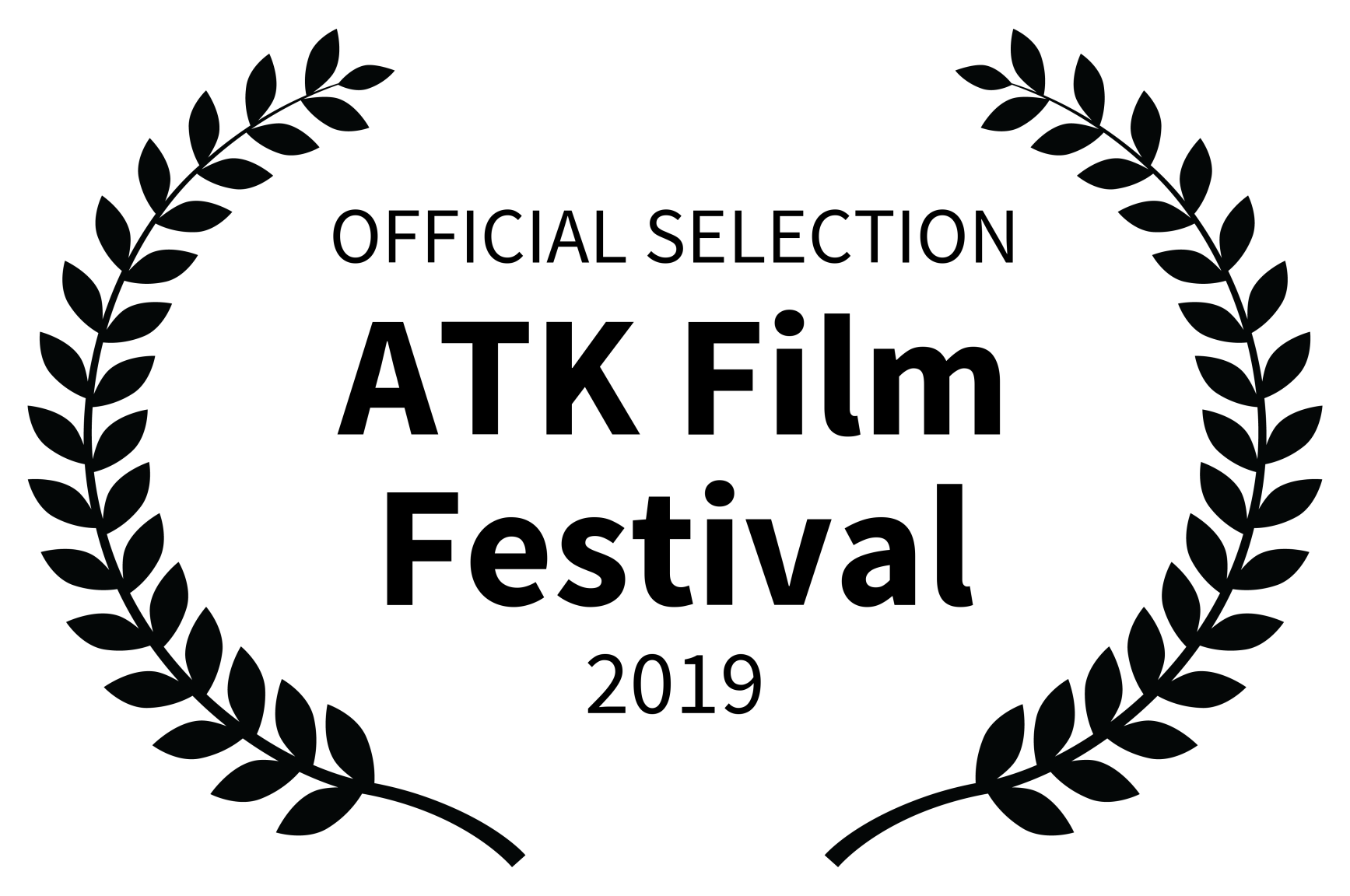 OFFICIAL SELECTION - ATK Film Festival -