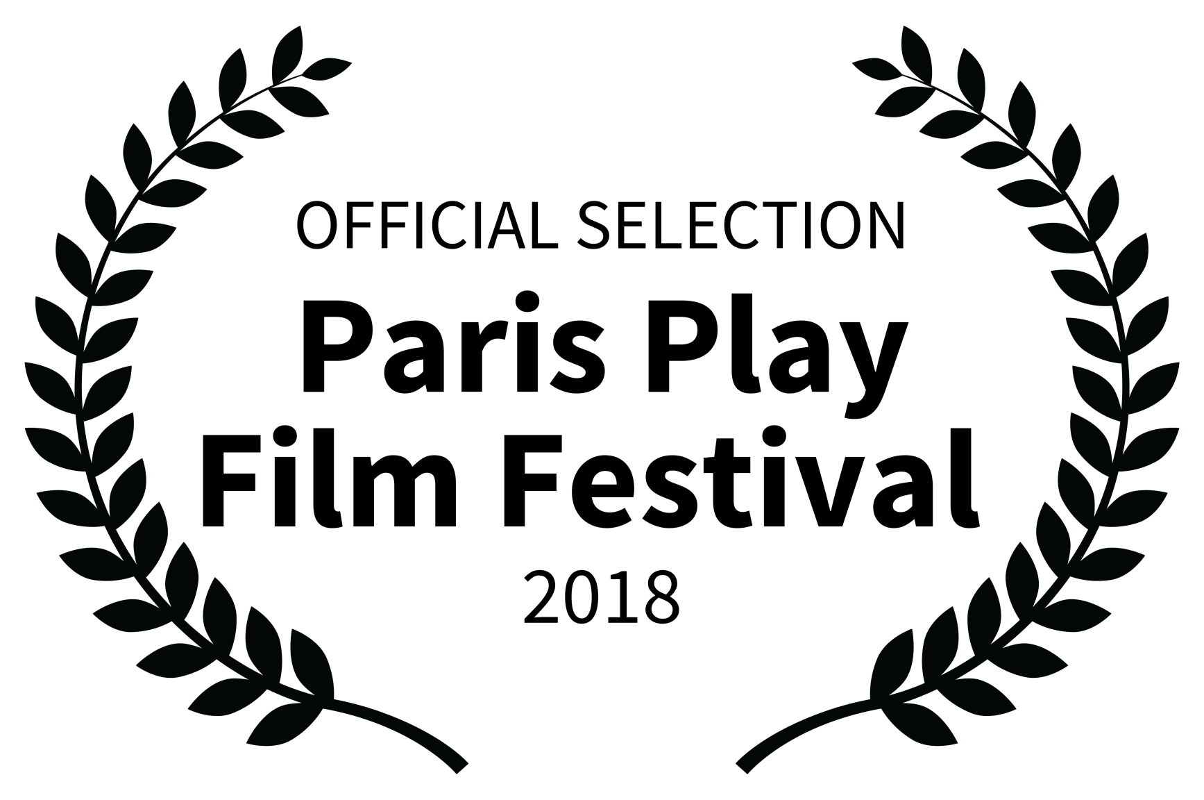 OFFICIAL SELECTION - Paris Play Film Fes