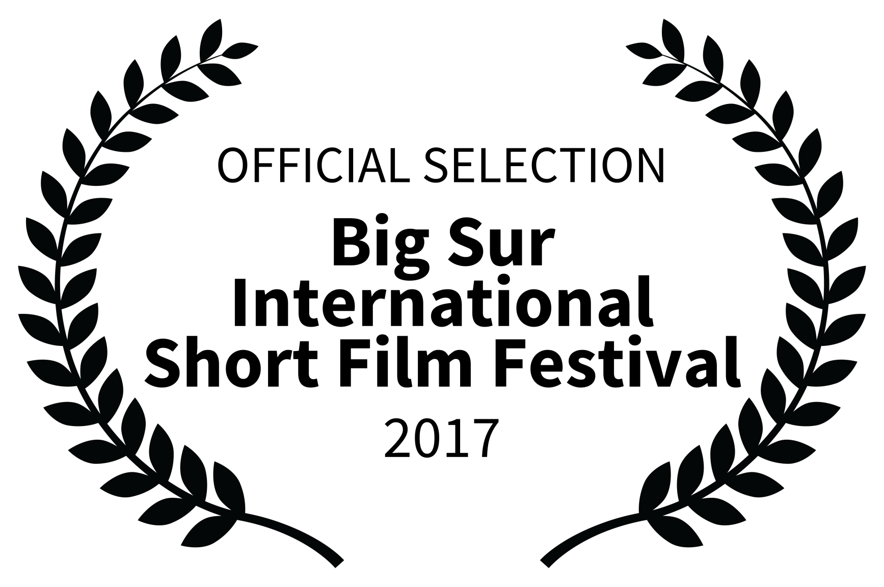OFFICIAL SELECTION - Big Sur Internation