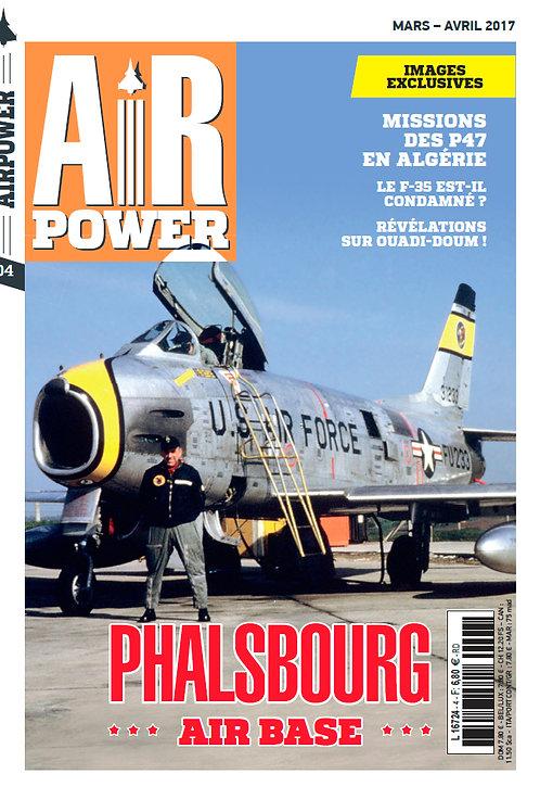 Airpower Nr 4 FRANCE & DOM-TOM