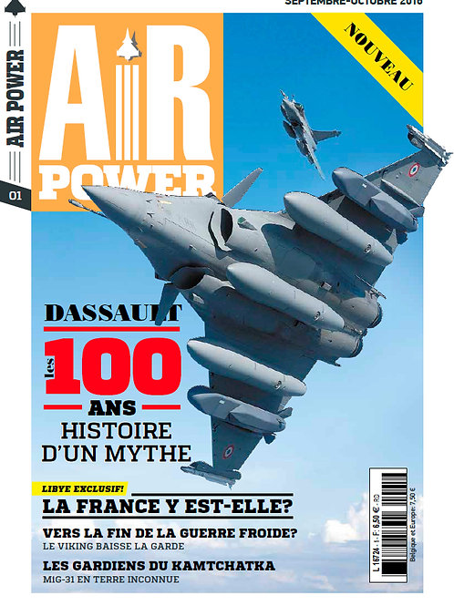 Airpower Nr 1  REST OF THE WORLD