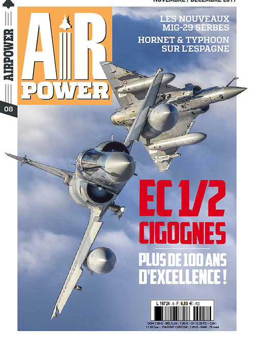 Airpower Nr 8 REST OF THE WORLD