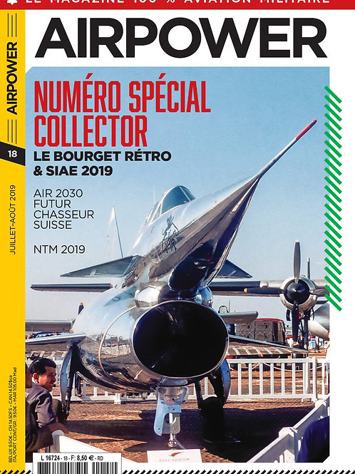 Airpower Nr 18 COLLECTOR EUROPE