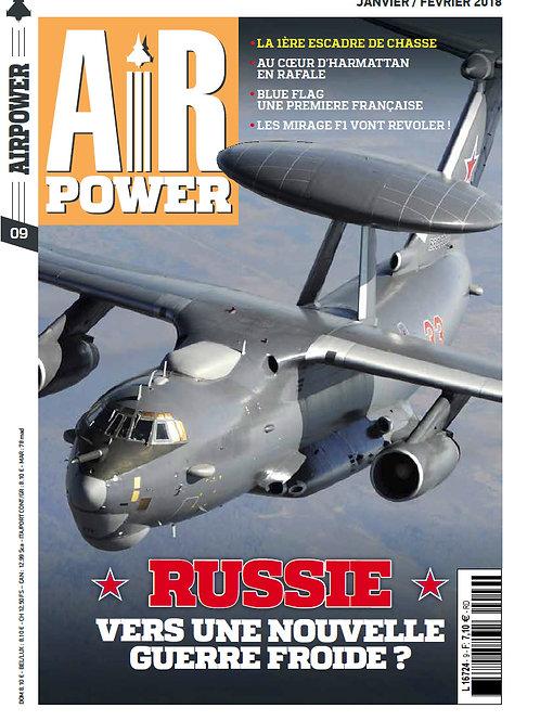 Airpower Nr 9 FRANCE & DOM-TOM
