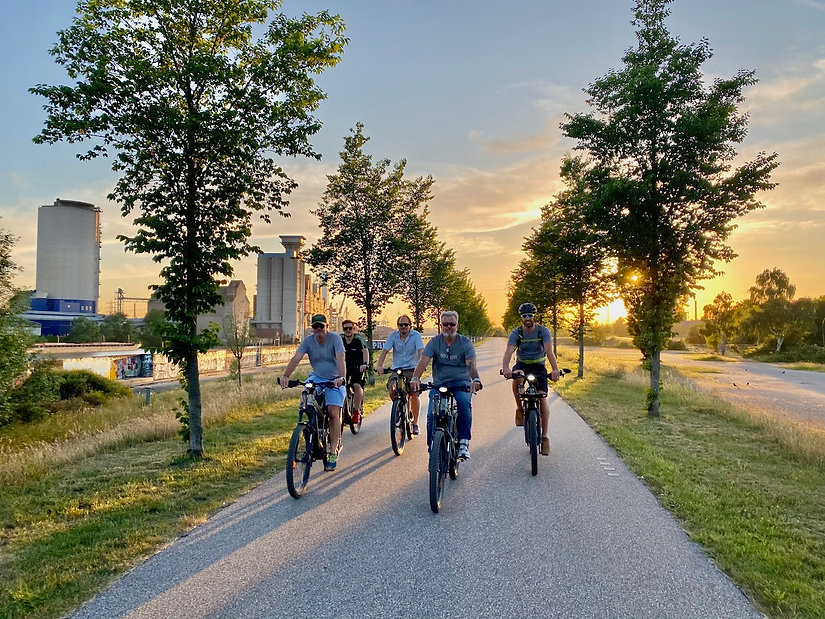 Riese & Müller Hamburg Michael Poliza eBike Adventures e-Bike Tour