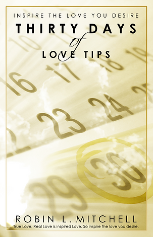 Inspire The Love - Thirty Days of Love Tips
