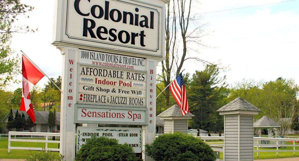 Welcome to the Colonial Resort & Spa!
