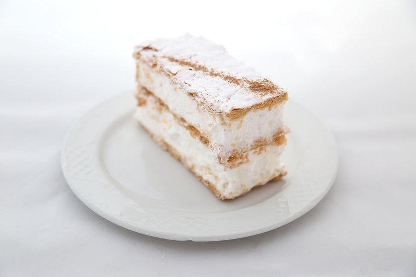 Milhoja de merengue