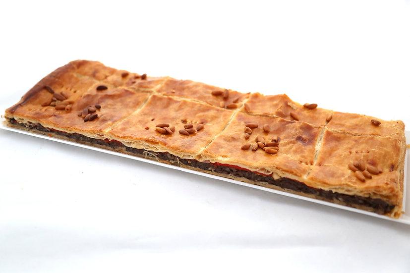 Empanada de morcilla (€/Kg)