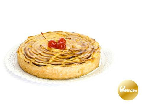 Tarta de manzana (€/Kg)
