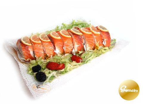 Brazo de salmón (€/Kg)