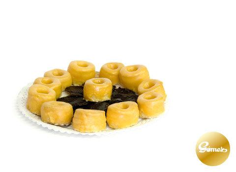Rosquillas de yema (€/Kg)