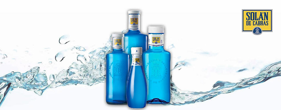 Agua mineral sin gas 0.50 cl