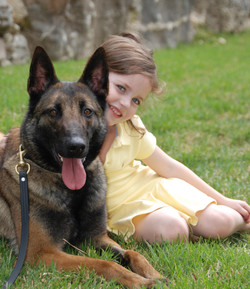 girl-with-family-protection-dog1