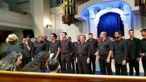 Coro masculino do Seminário do Sul