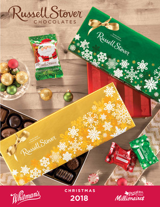 Russell Stover Christmas Catalog