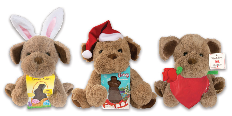 Coco Plush - Russell Stover Holiday