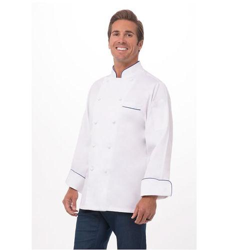 19 Chaqueta De Chef Carlton Premium De A