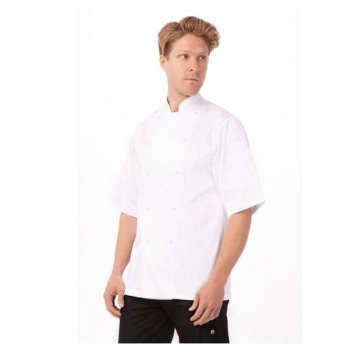 46 Chaqueta De Chef Capri De Algodón Pre